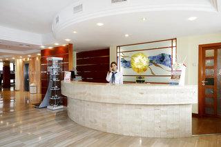 Hotel Ilusion Markus & Spa Lounge/Empfang
