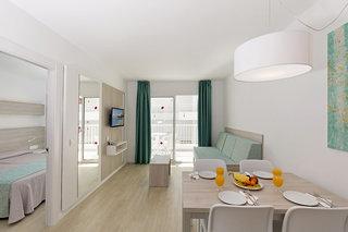 Hotel Aparthotel HSM Calas Park Wohnbeispiel