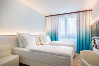 Hotel Comfort Hotel Frankfurt Airport West Wohnbeispiel