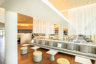 Hotel Comfort Hotel Frankfurt Airport West Lounge/Empfang
