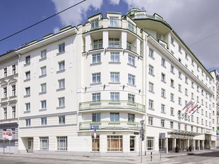 Hotel Austria Trend Ananas Außenaufnahme