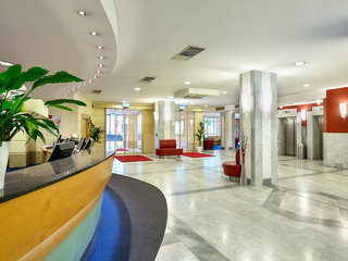 Hotel Austria Trend Ananas Lounge/Empfang