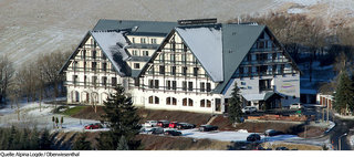 Hotel Alpina Lodge Hotel Außenaufnahme