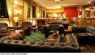 Hotel Alpina Lodge Hotel Bar