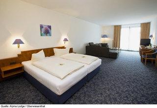 Hotel Alpina Lodge Hotel Wohnbeispiel