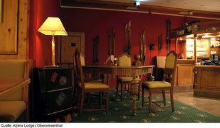 Hotel Alpina Lodge Hotel Restaurant