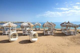 Hotel SUNRISE Grand Select Arabian Beach Resort Strand