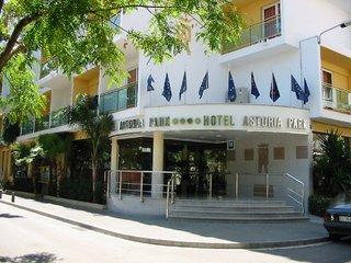 Hotel Astoria Park Außenaufnahme