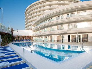 Hotel HL Suitehotel Playa Del Ingles - Erwachsenenhotel Pool