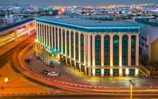 Hotel Ramada Plaza by Wyndham Dubai Deira Außenaufnahme