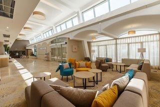 Hotel Zelena Resort - Hotel Plavi Plava Laguna Lounge/Empfang