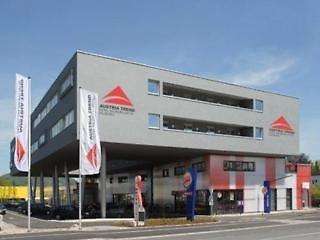 Hotel Austria Trend Salzburg Mitte Außenaufnahme