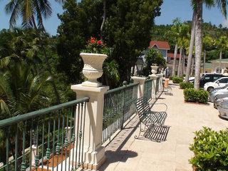 Hotel Grand Bahia Principe Cayacoa Terasse