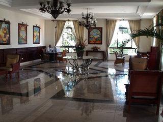 Hotel Grand Bahia Principe Cayacoa Lounge/Empfang