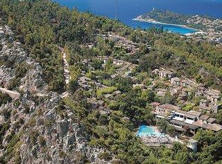 Hotel Arbatax Park Resort - Borgo Cala Moresca Luftaufnahme