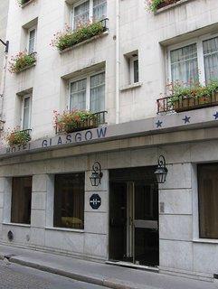 Hotel Glasgow Monceau Außenaufnahme