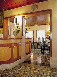 Hotel Gorizia a La Valigia Lounge/Empfang