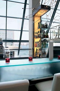 Hotel Copenhagen Island Bar