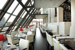 Hotel Copenhagen Island Restaurant