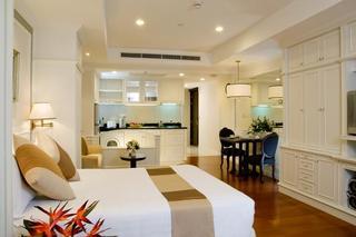 Hotel Centre Point Silom Wohnbeispiel