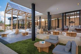 Hotel Catalonia Royal Bavaro - Erwachsenenhotel Terasse
