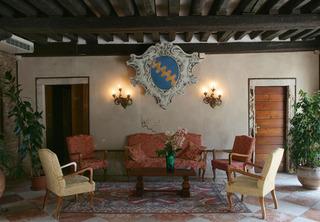 Hotel Al Sole Lounge/Empfang