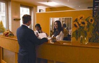 Hotel The Ambassadors Hotel Lounge/Empfang