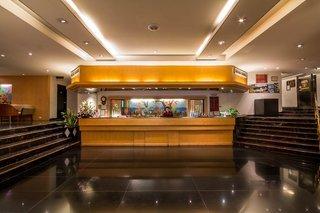 Hotel Tai Pan Lounge/Empfang