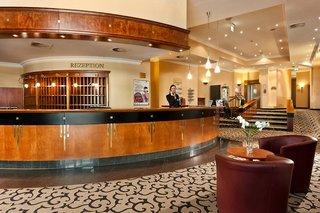 Hotel Wyndham Garden Berlin Mitte Lounge/Empfang