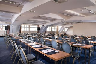 Hotel Wyndham Garden Berlin Mitte Konferenzraum