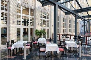Hotel Wyndham Garden Berlin Mitte Terasse