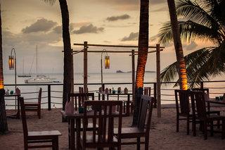 Hotel Samui Palm Beach Resort Terasse