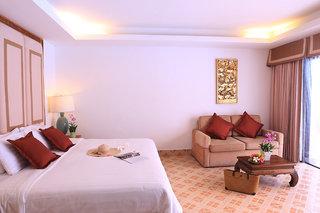 Hotel Samui Palm Beach Resort Wohnbeispiel