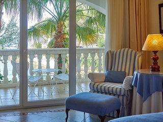Hotel Bon Sol Resort & Spa Lounge/Empfang