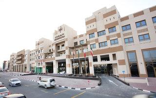 Hotel Metropolitan Hotel Dubai Außenaufnahme