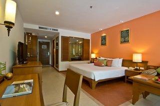Hotel Ravindra Beach Resort Wohnbeispiel
