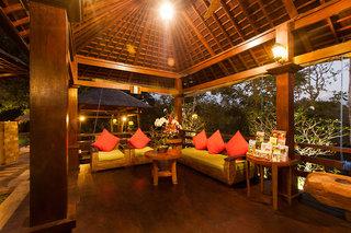 Hotel Beji Ubud Resort Lounge/Empfang