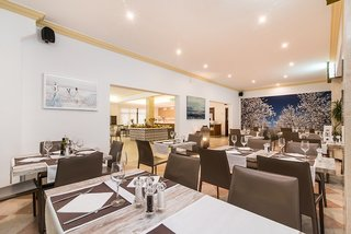 Hotel Baviera Restaurant