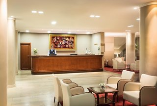 Hotel Aminess Grand Azur Hotel Lounge/Empfang
