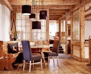 Hotel Mountain-Boutiquehotel Der Grüne Baum Restaurant