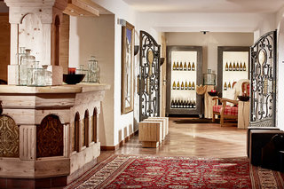 Hotel Mountain-Boutiquehotel Der Grüne Baum Lounge/Empfang