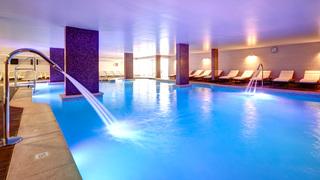 Hotel Hipotels Mediterraneo - Erwachsenenhotel ab 18 Jahren Hallenbad