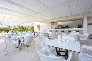 Hotel Hipotels Mediterraneo - Erwachsenenhotel ab 18 Jahren Terasse