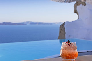 Hotel Andronis Luxury Suites Pool