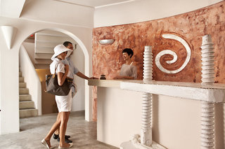 Hotel Andronis Luxury Suites Lounge/Empfang