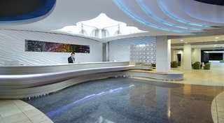 Hotel Puente Real Lounge/Empfang