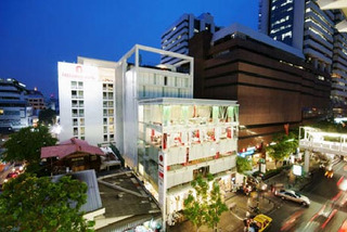 Hotel I-Residence Silom Außenaufnahme
