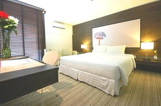 Hotel I-Residence Silom Wohnbeispiel