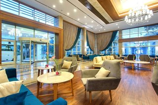 Hotel Sherwood Exclusive Kemer Lounge/Empfang