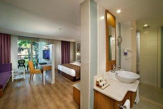 Hotel Sherwood Exclusive Kemer Badezimmer